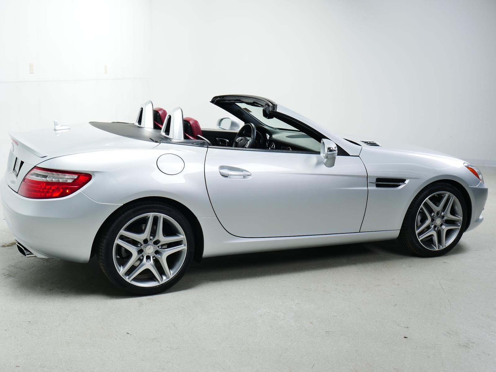 Certified Pre-Owned 2015 Mercedes-Benz SLK SLK 250
