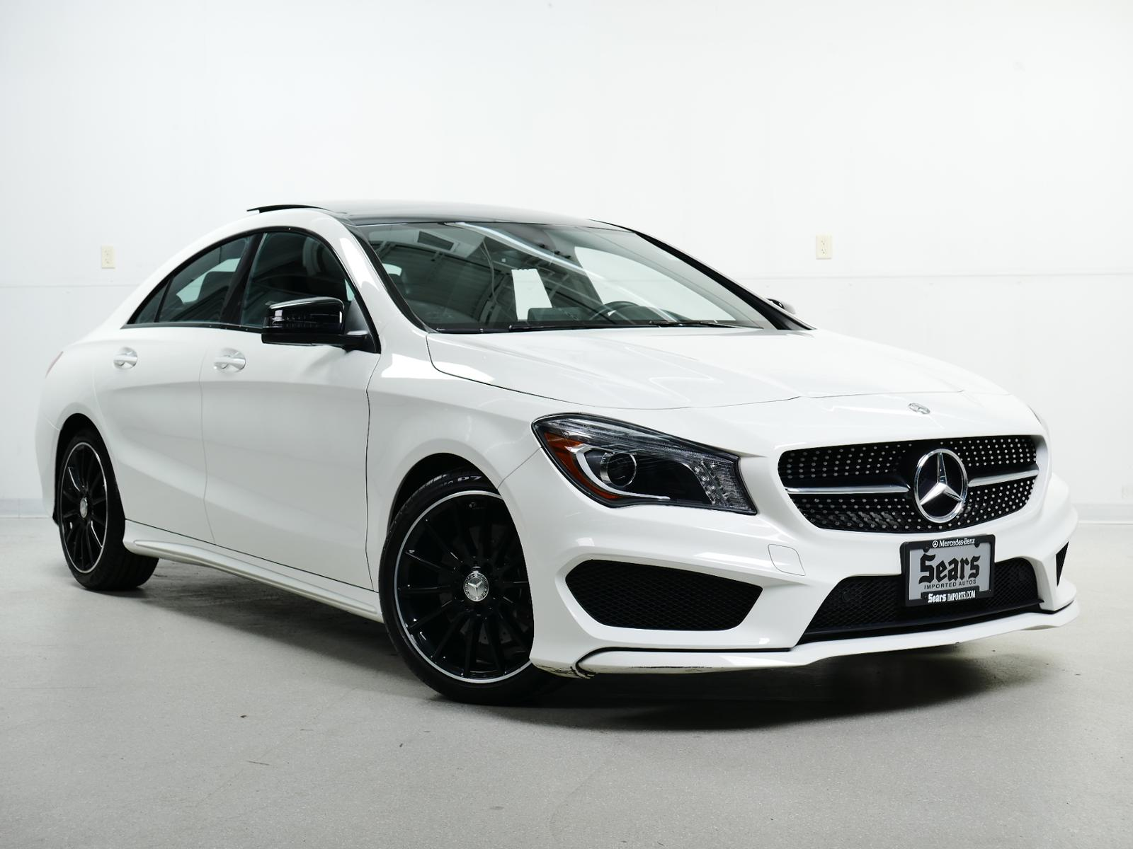 Certified Pre Owned 2016 Mercedes Benz Cla 250 Sport
