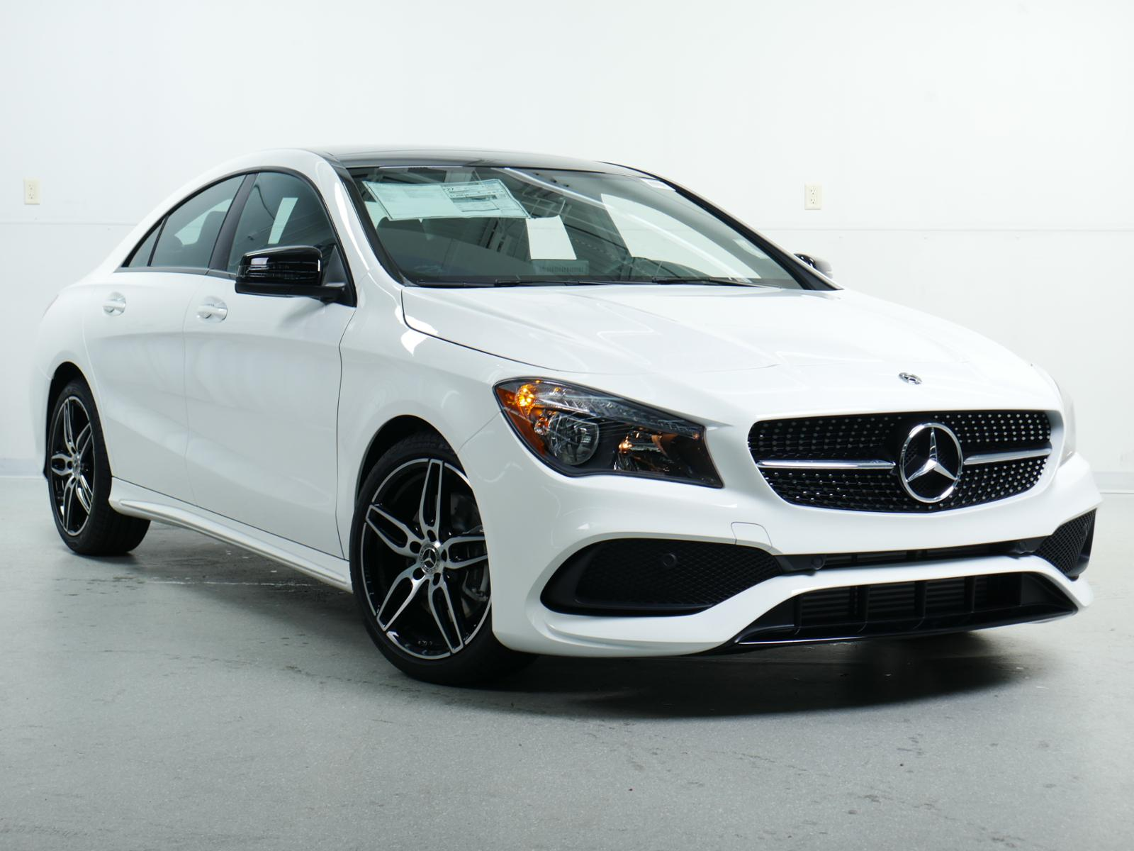 new 2019 mercedes benz cla cla 250 coupe in minnetonka. Black Bedroom Furniture Sets. Home Design Ideas