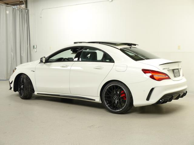 new 2017 mercedes benz cla cla 45 amg coupe coupe in minnetonka 70160 sears imported autos inc. Black Bedroom Furniture Sets. Home Design Ideas