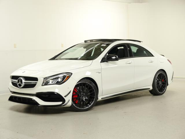 New 2017 mercedes benz cla cla 45 amg coupe coupe in for Mercedes benz cla coupe 2017