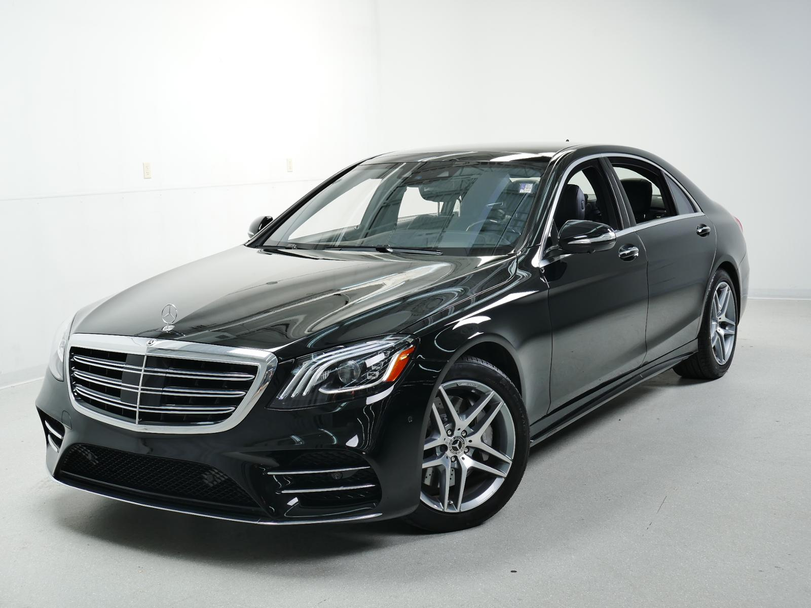 Certified Pre-Owned 2019 Mercedes-Benz S-Class S 560