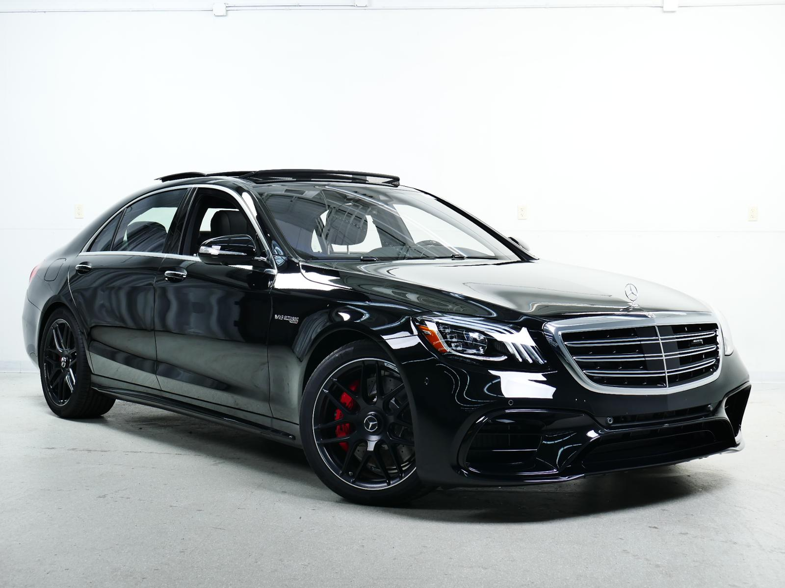 New 2020 Mercedes-Benz S-Class AMG® S 63 4MATIC®
