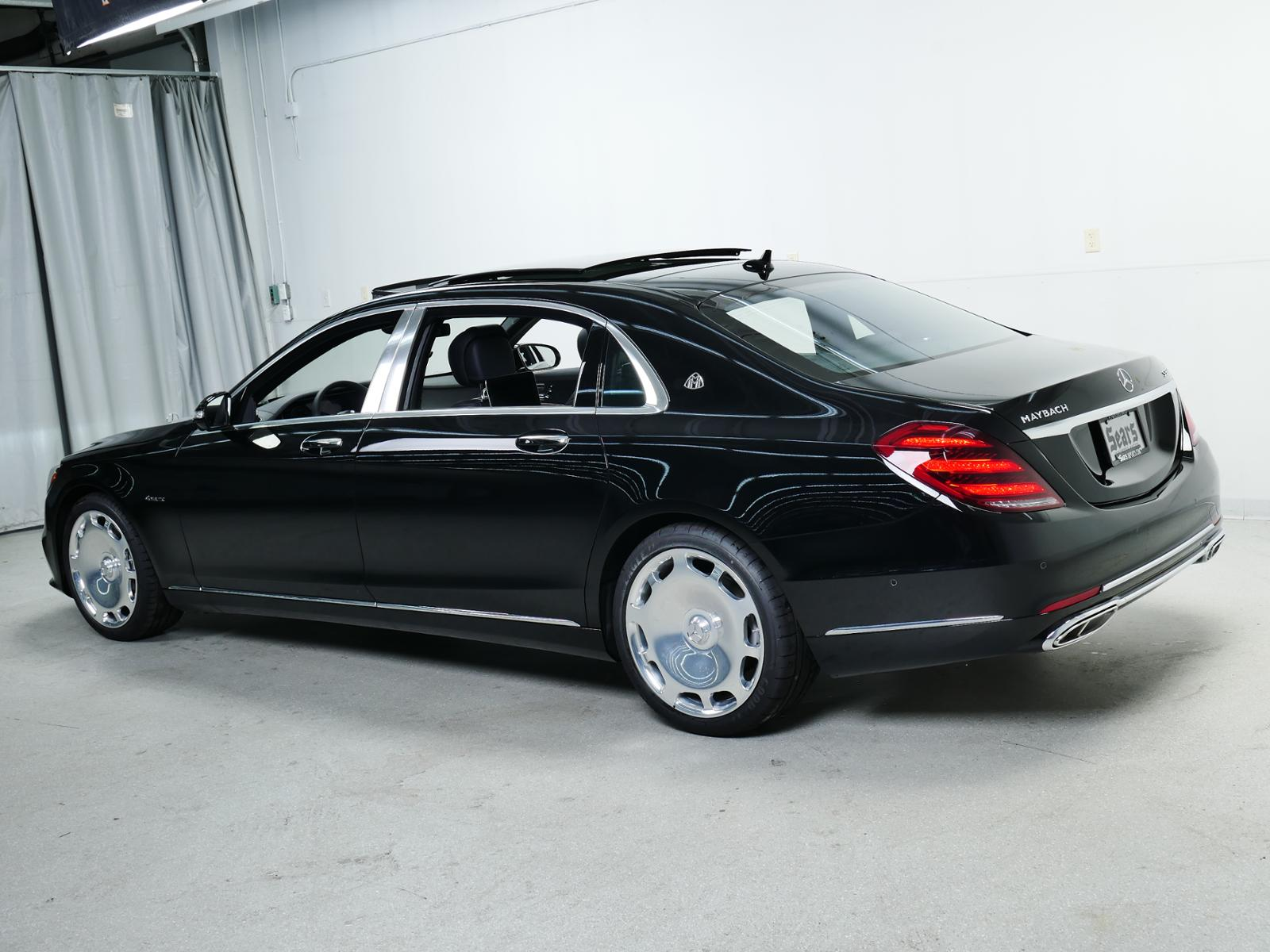 New 2020 Mercedes-Benz S-Class Maybach S 560