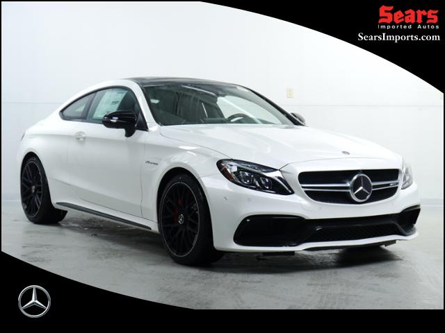 new 2018 mercedes benz c class c 63 s amg coupe coupe in. Black Bedroom Furniture Sets. Home Design Ideas