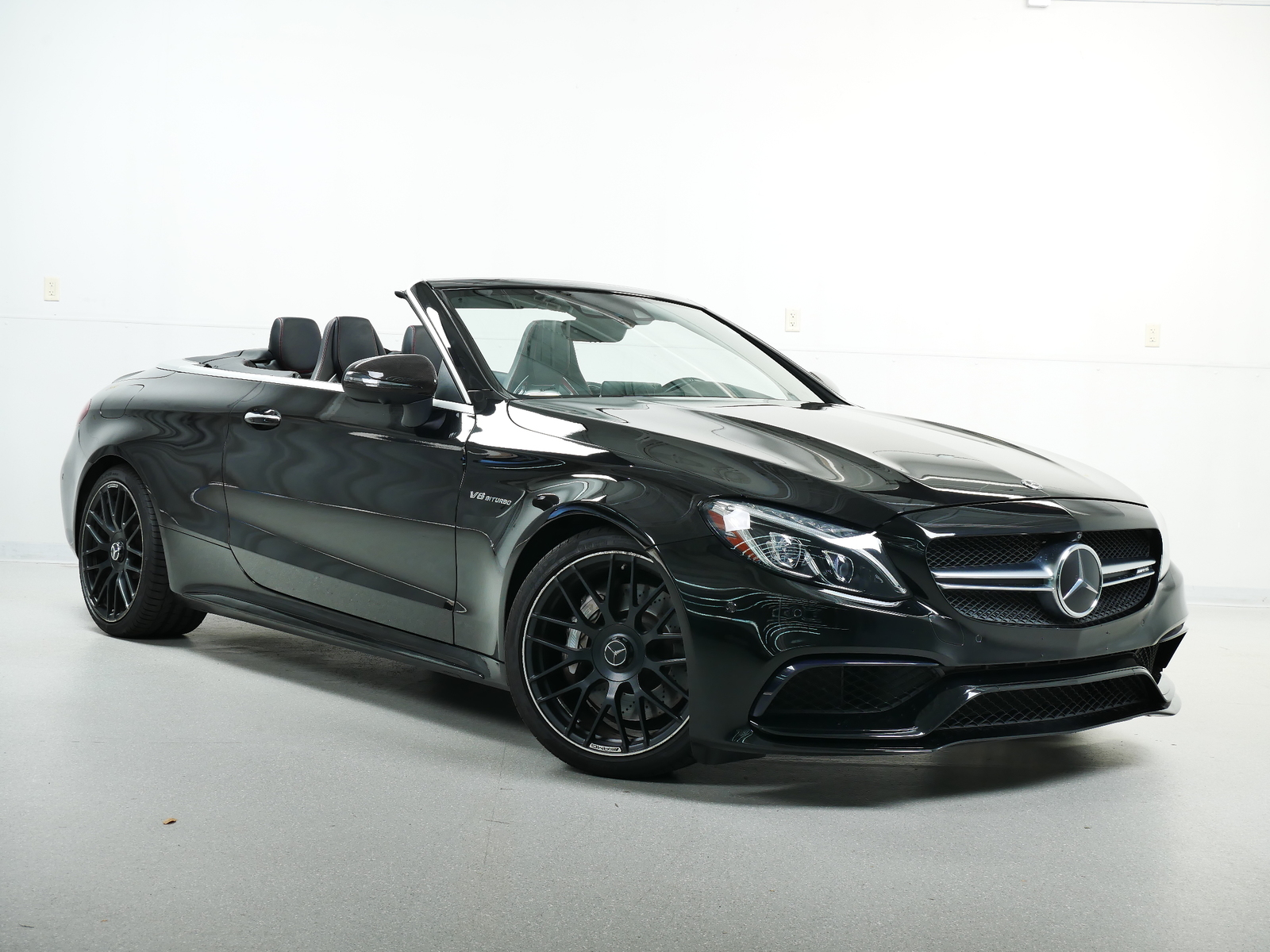 Certified Pre-Owned 2018 Mercedes-Benz C-Class AMG® C 63