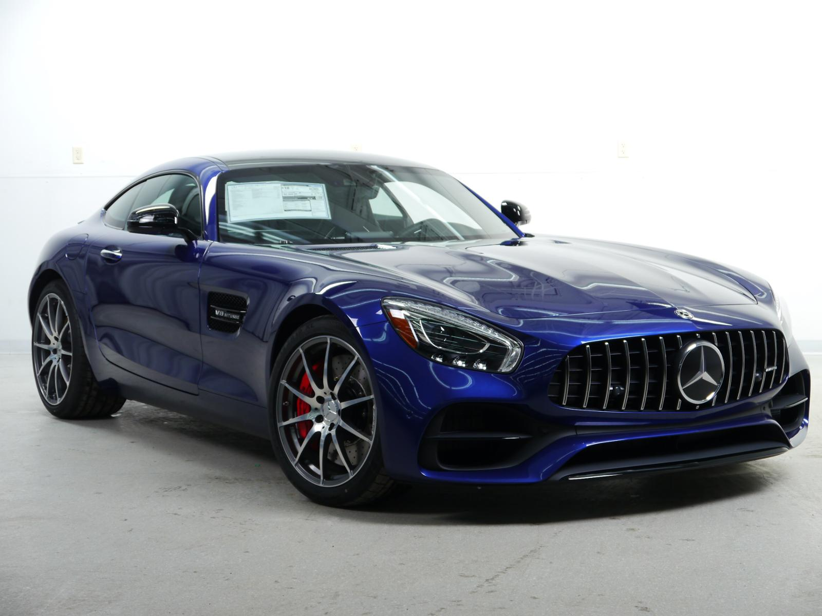 pre owned 2018 mercedes benz amg gt amg gt s coupe in. Black Bedroom Furniture Sets. Home Design Ideas