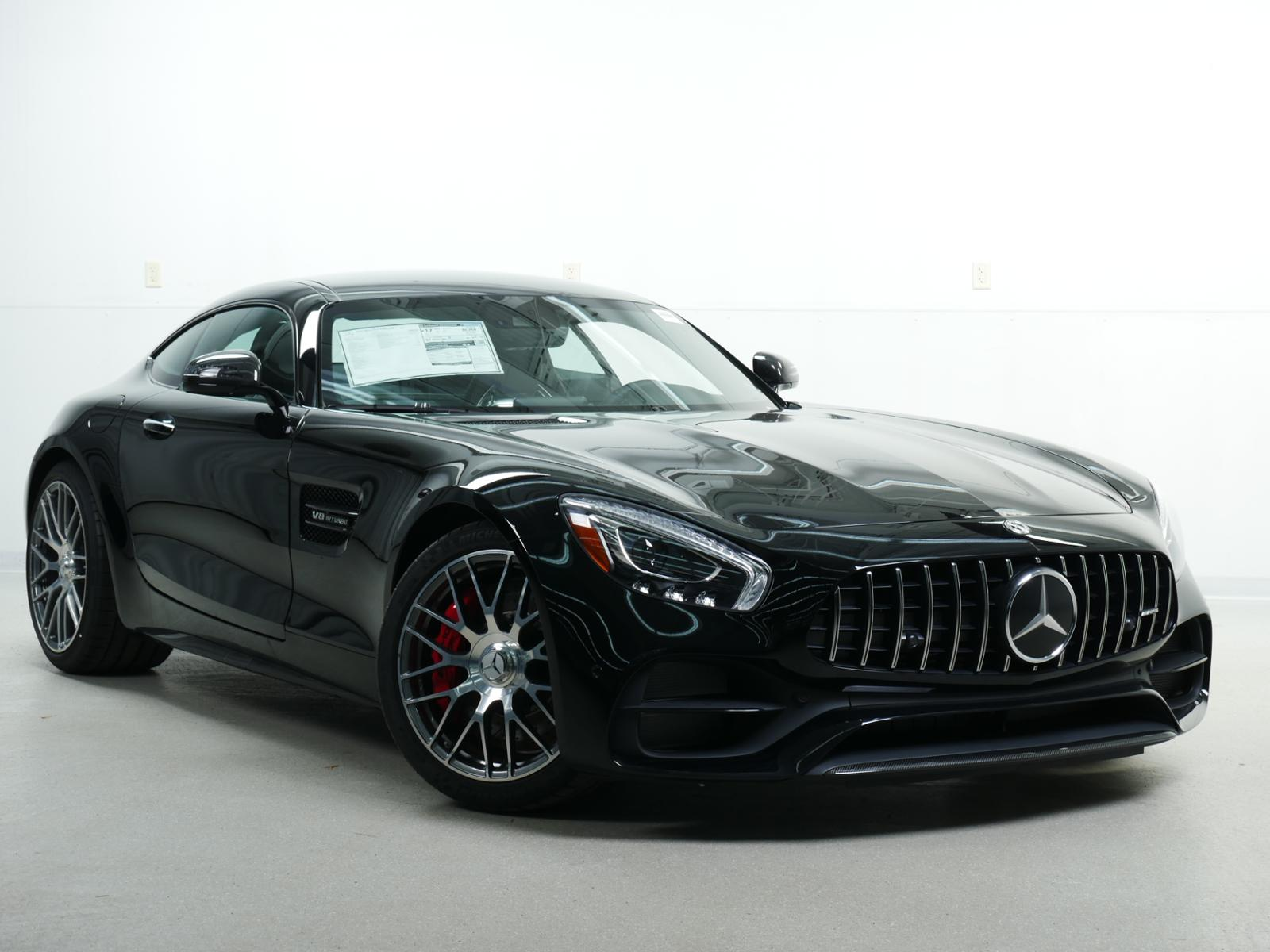 New 2019 Mercedes-Benz AMG® GT AMG® GT C COUPE in ...