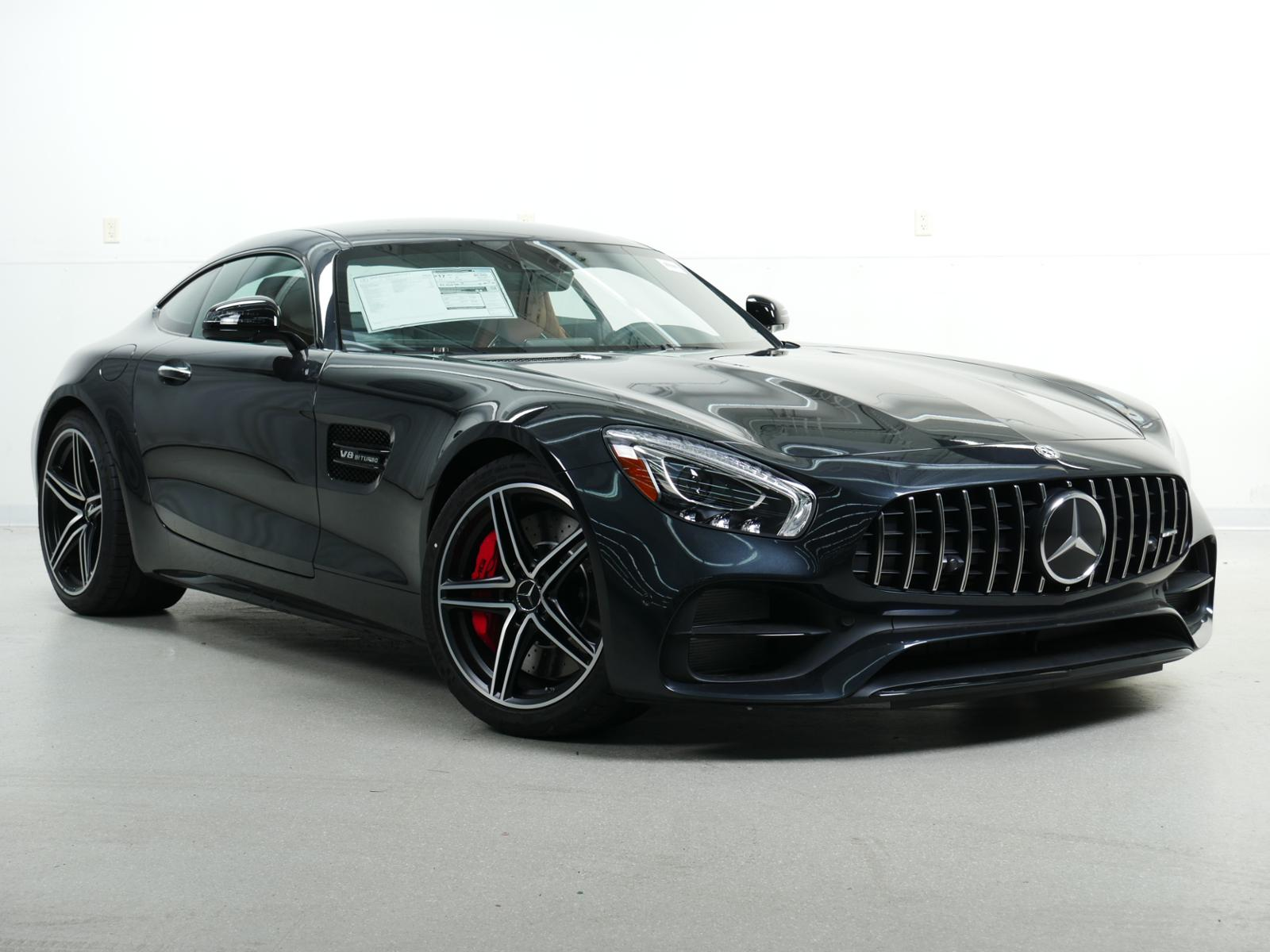 Pre Owned 2018 Mercedes Benz Amg Gt Amg Gt C Coupe In Minnetonka