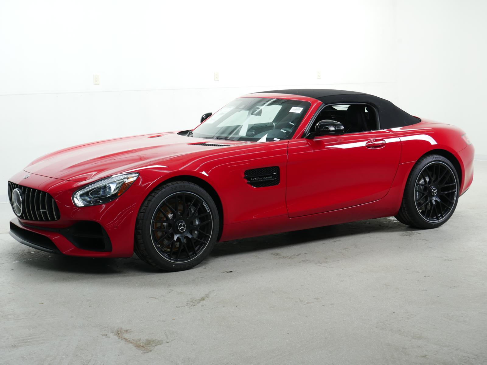 New 2019 Mercedes-Benz AMG® GT AMG® GT Roadster