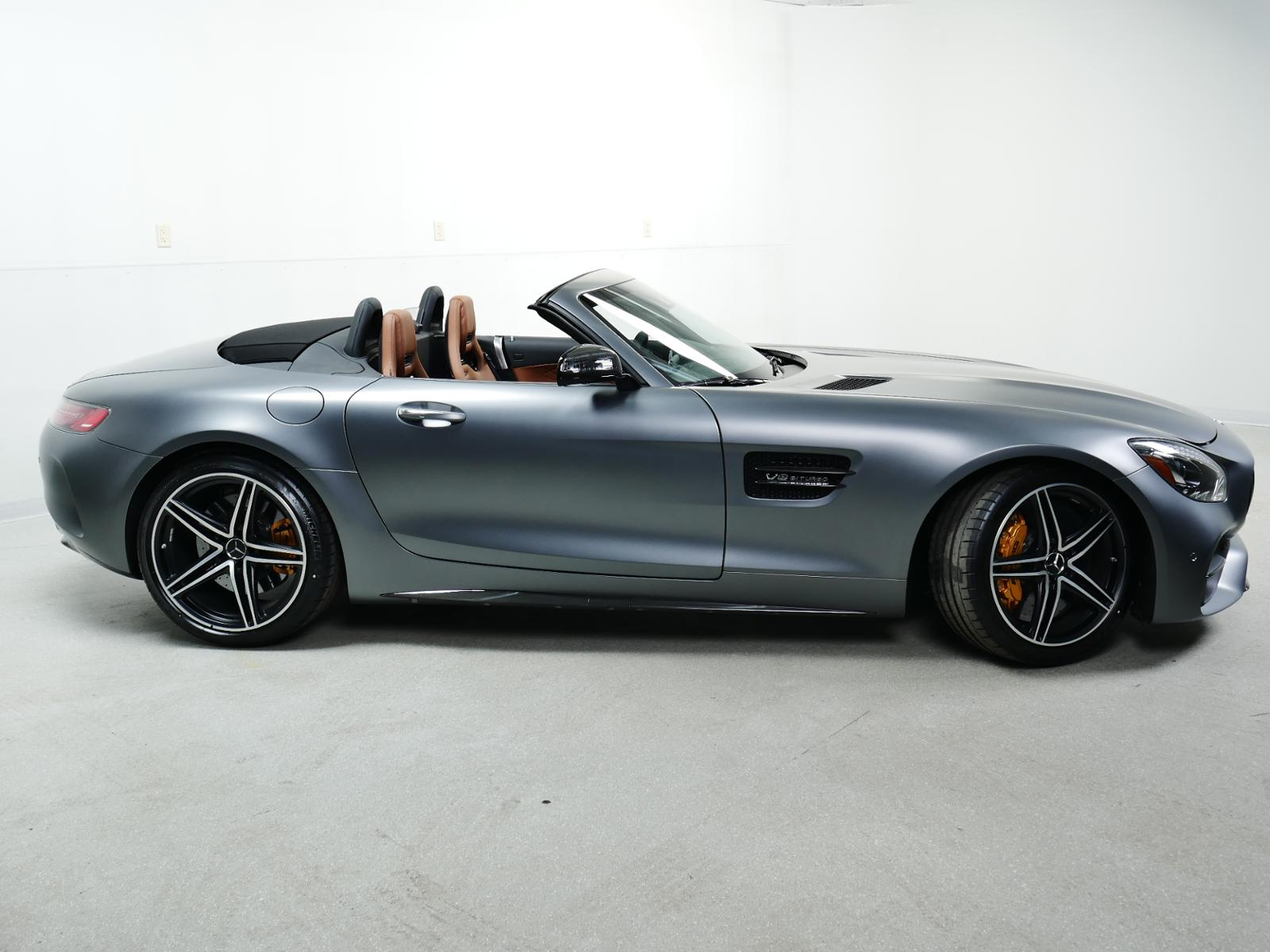 Pre-Owned 2018 Mercedes-Benz AMG® GT AMG® GT C Roadster