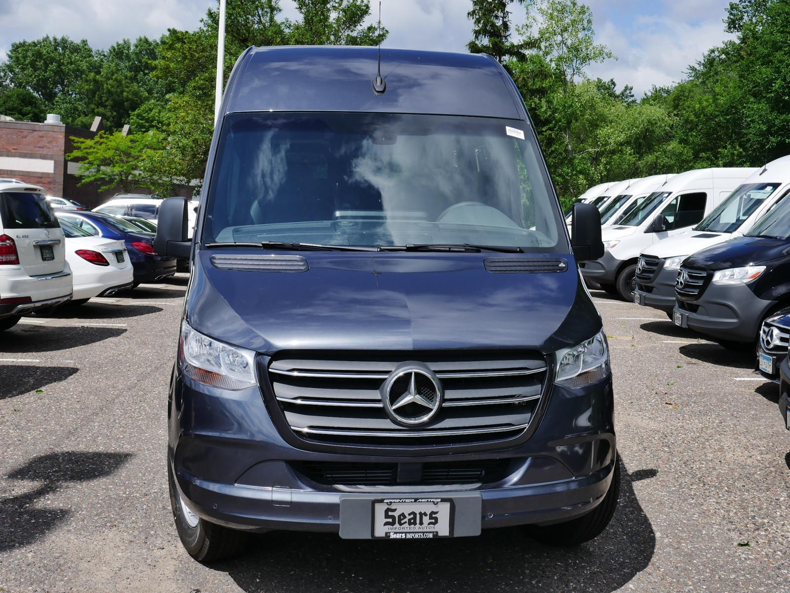 New 2019 Mercedes-Benz Sprinter 2500 2500 Passenger Van